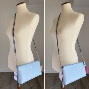 KATE SPADE Sawyer St Declan Leather Crossbody Bag